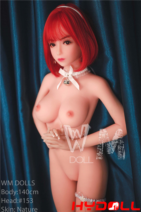 D-cup sex doll
