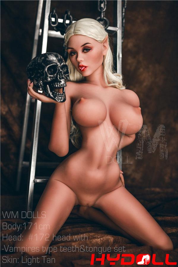 sexy vampire sex doll