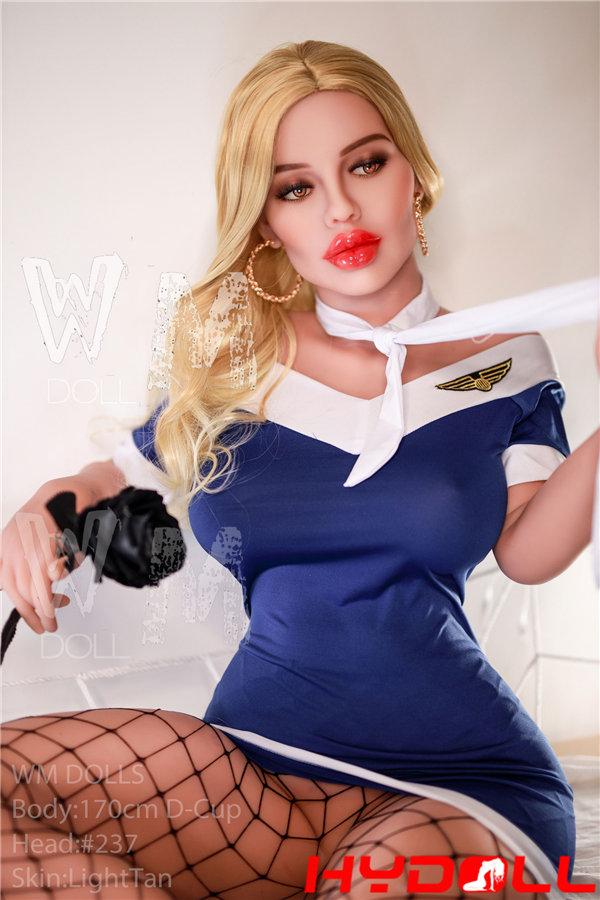 Blonde Sex Doll