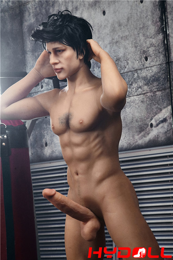 life size male doll