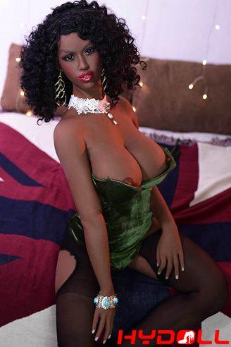 Ebony Female Real Dolls