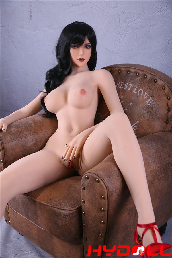 Big breasted female doll